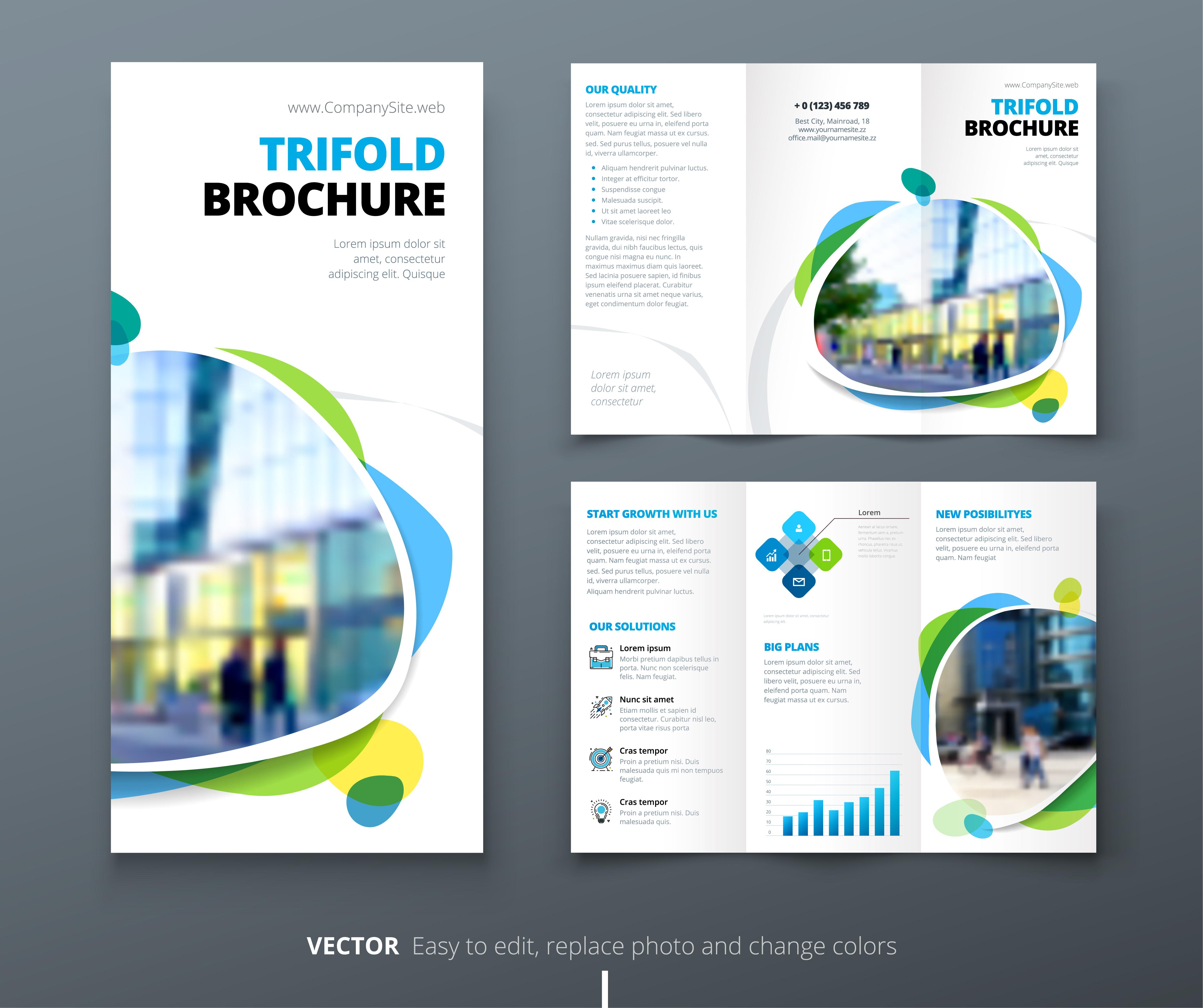 Impresión de folletos y flyers